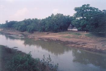 River Dandabhanga.